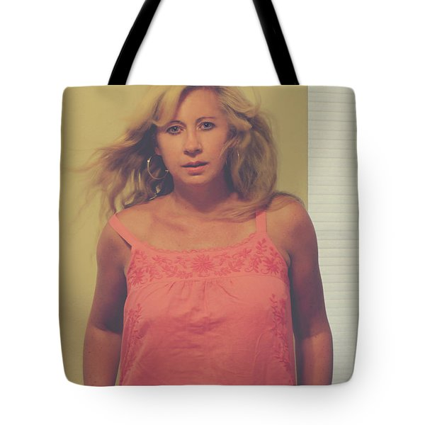You'll Be Here In Me Tote Bag by Laurie Search