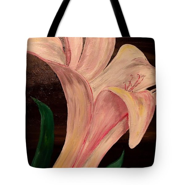 Young Blossom Tote Bag by Mark Moore