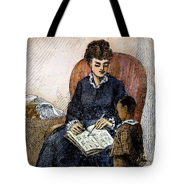 Young Frederick Douglass Tote Bag by Granger