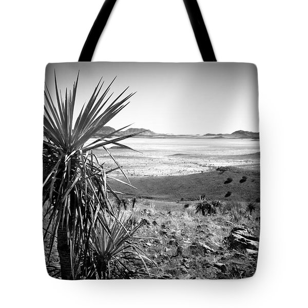 Yucca With A View Tote Bag