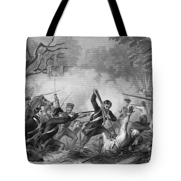 Zachary Taylor (1784-1850) Tote Bag by Granger