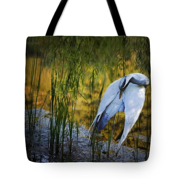 Zen Pond Tote Bag