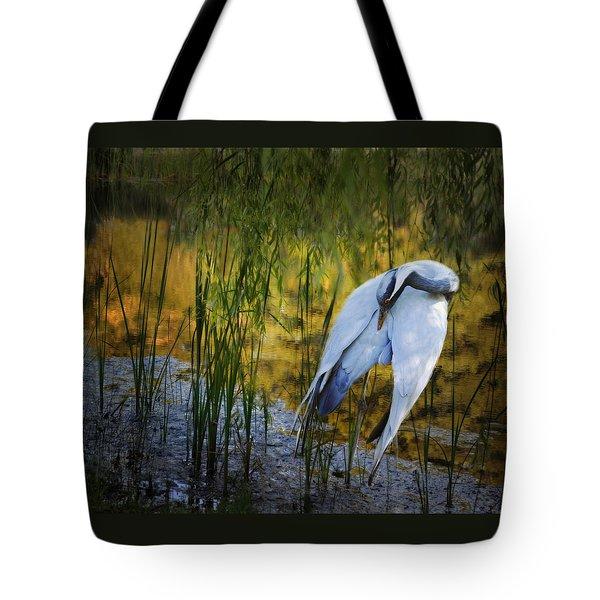 Zen Pond Tote Bag