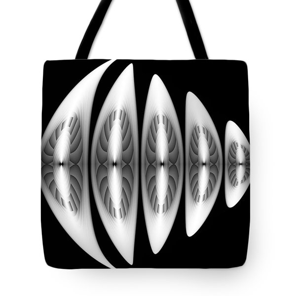 Zeon Fish Tote Bag