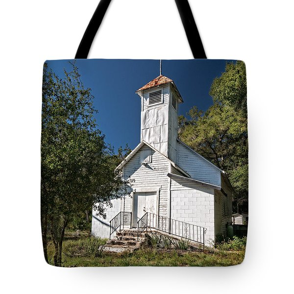 Zion Baptist Church Tote Bag by Christopher Holmes