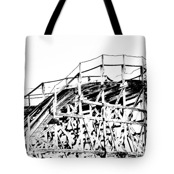 Zippin Pippin Tote Bag by Lizi Beard-Ward