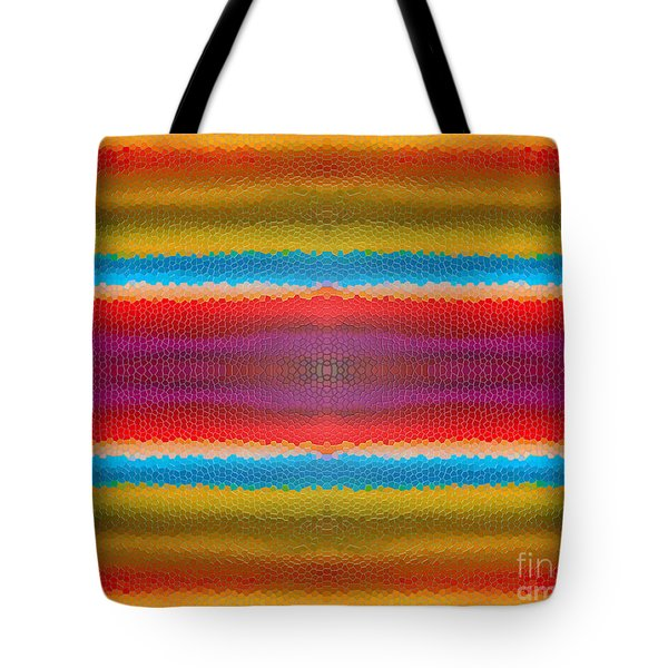 Zoolastic Tote Bag by Bruce Stanfield