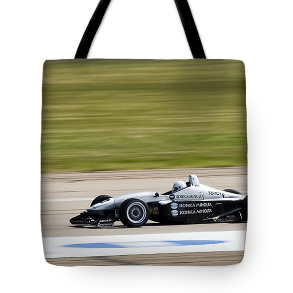 Zoooooooom Tote Bag by Darcy Michaelchuk
