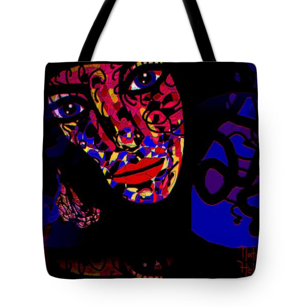 Zora Tote Bag by Natalie Holland