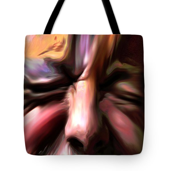 Disabled Vet Tote Bag by Terence Morrissey