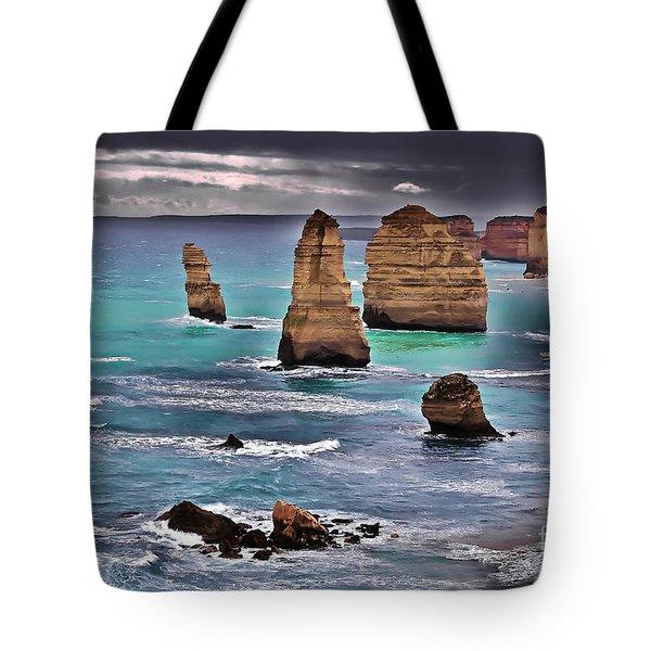12 Apostles Tote Bag by Blair Stuart
