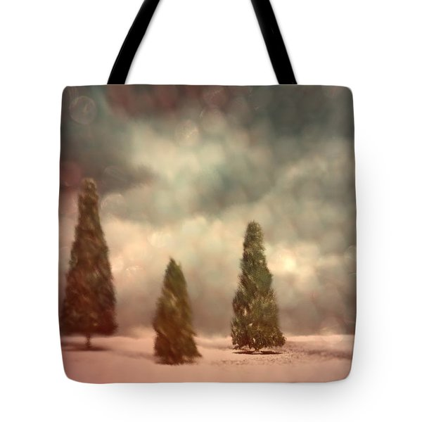 5 Pine Tote Bag by Mark Ross