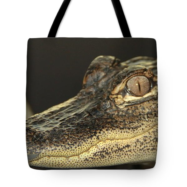 Al The Alligator Tote Bag