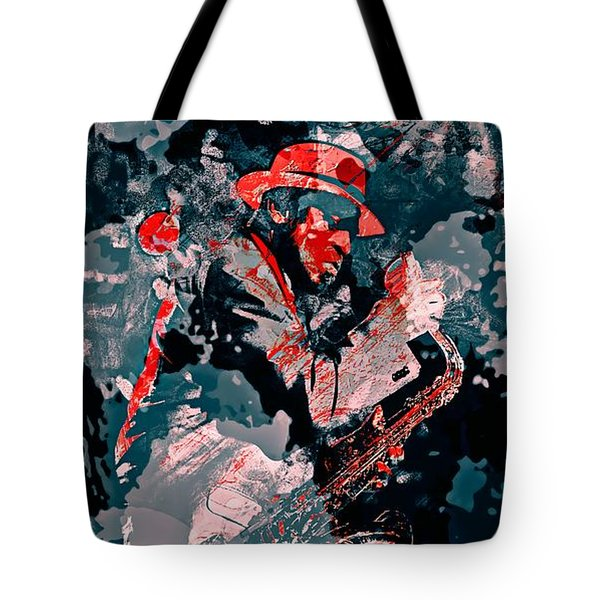 Archie Shepp Is A Legend Tote Bag
