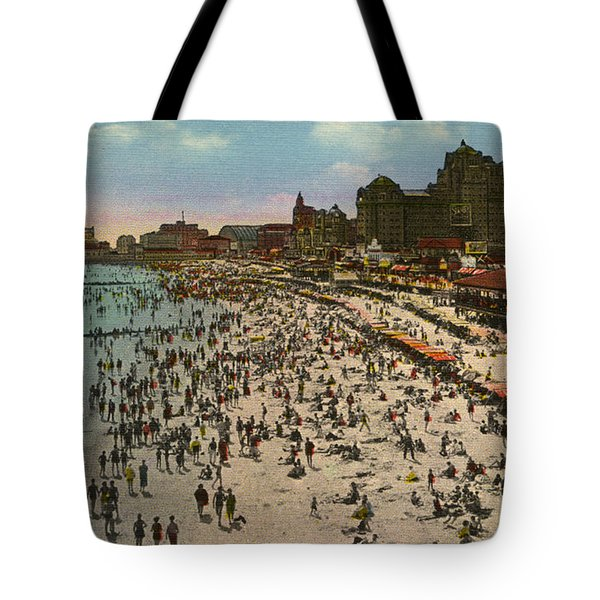 Atlantic City Spectacle Tote Bag