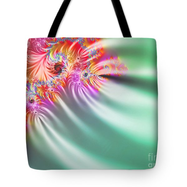 Aurora Color Dreams Tote Bag by Stefano Senise
