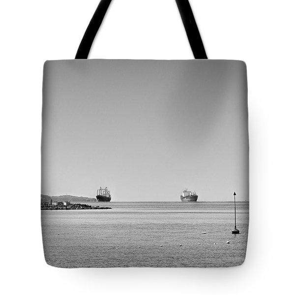 Bay  #2292 Tote Bag