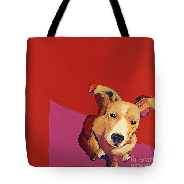 Beggar Tote Bag