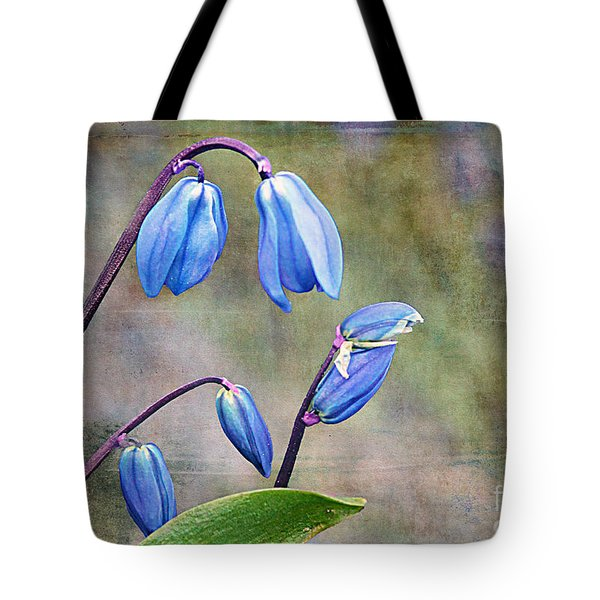 Bluebells And Beyond Tote Bag