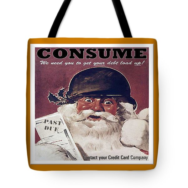 Buy This Buy That Tote Bag