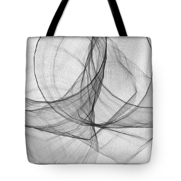 ' Caught In The Gauze Of Life ' Tote Bag
