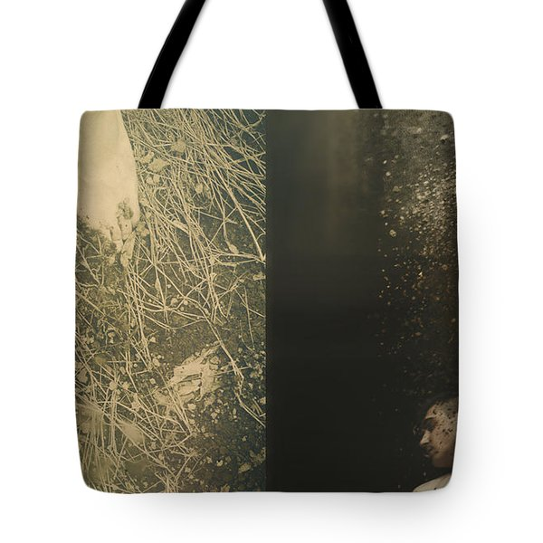 -conflict- Tote Bag
