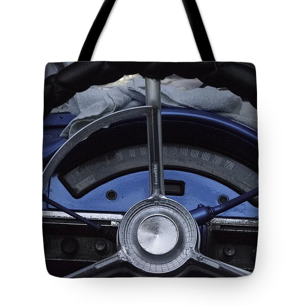 Cuba Car 6 Tote Bag