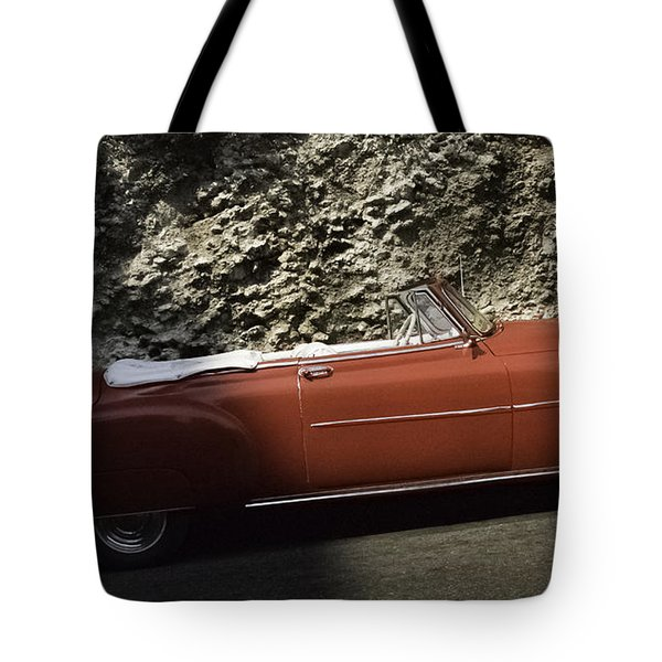 Cuba Car 7 Tote Bag