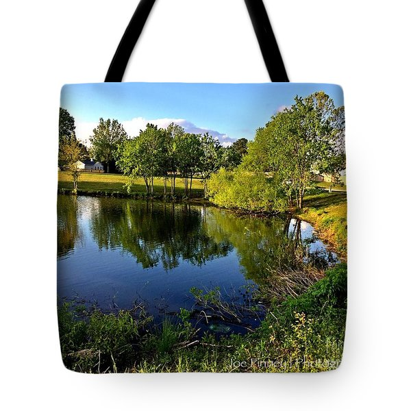 Cypress Creek - No.430 Tote Bag