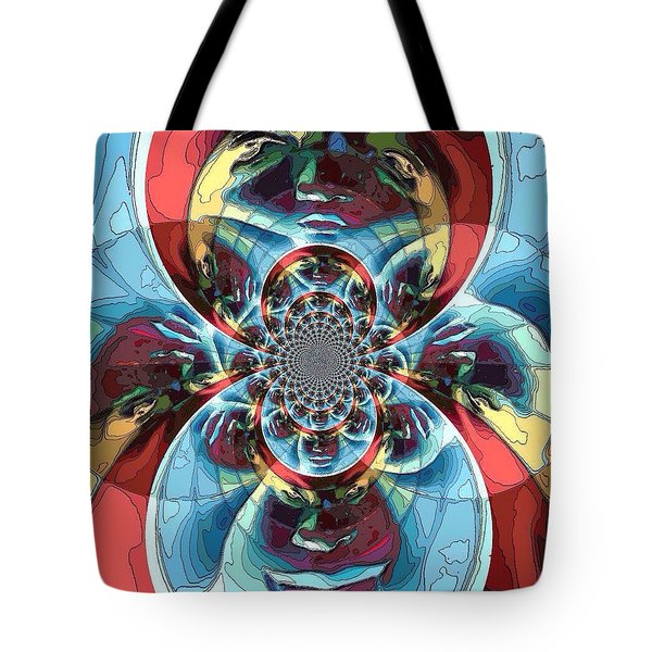 Different Perspectives  Tote Bag