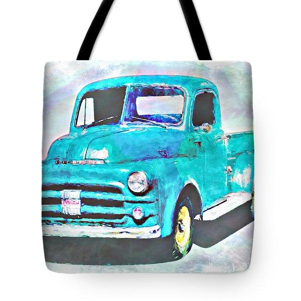 Dodge Pickup Tote Bag