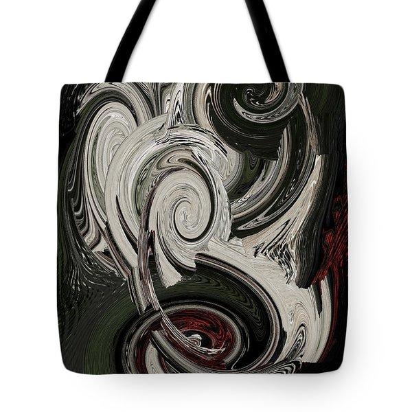Earache Tote Bag