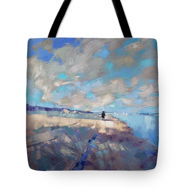 Eternal Wanderers Tote Bag