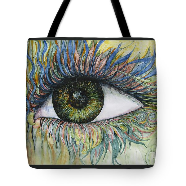 Eye For Details Tote Bag