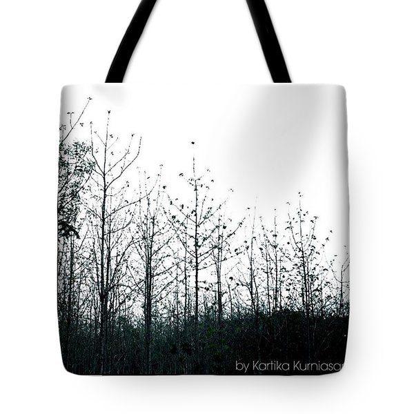 - Forest Simplicity-  Tote Bag