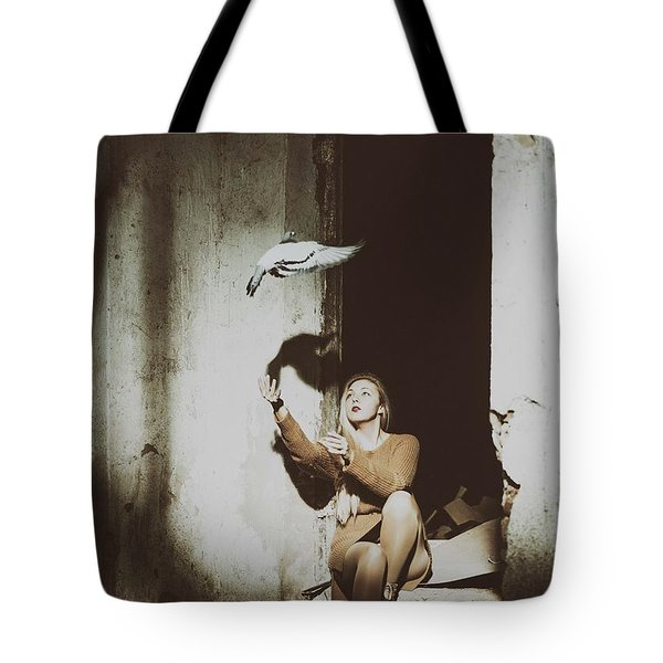 -freedom- Tote Bag