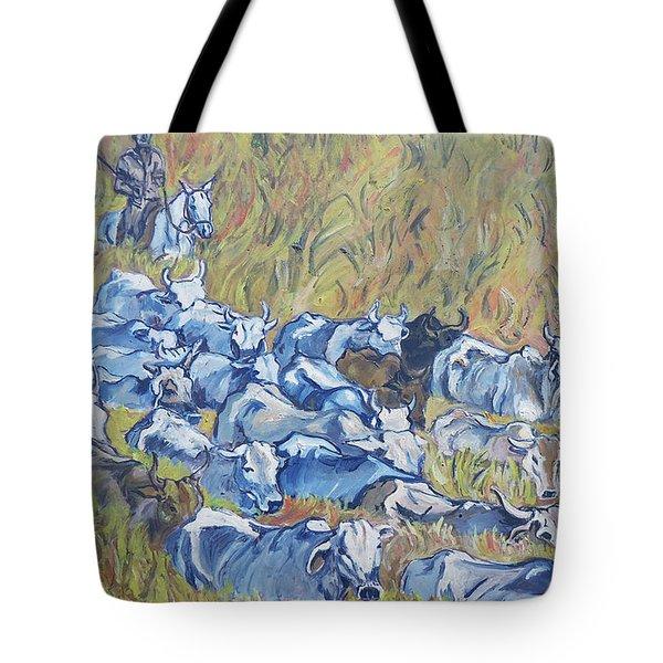 Gaucho Roundup Tote Bag