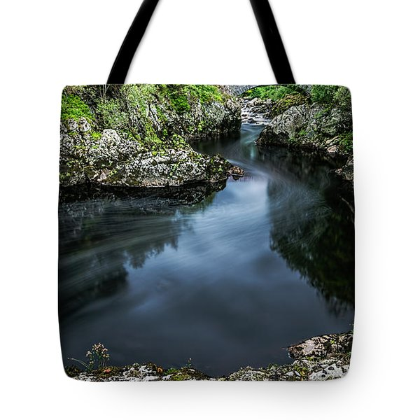 Glentrool Inky Pool New Galloway Tote Bag
