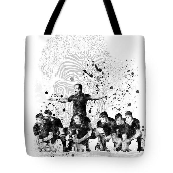 Haka Tote Bag