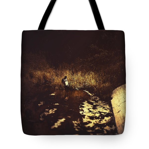 -hidden Thoughts- Tote Bag