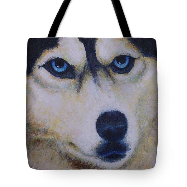 Husky For Cyrus Tote Bag