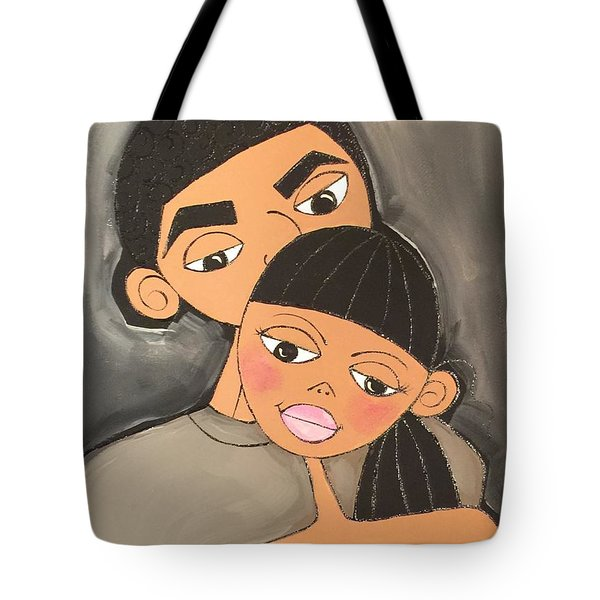 I've Got You  Tote Bag
