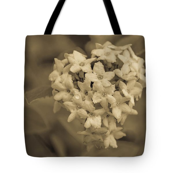 Love Is Space Tote Bag