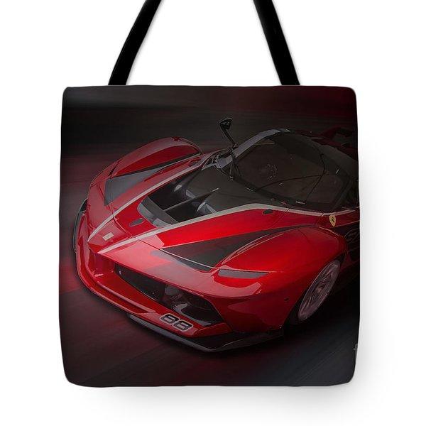 La Ferrari Fxx K Tote Bag