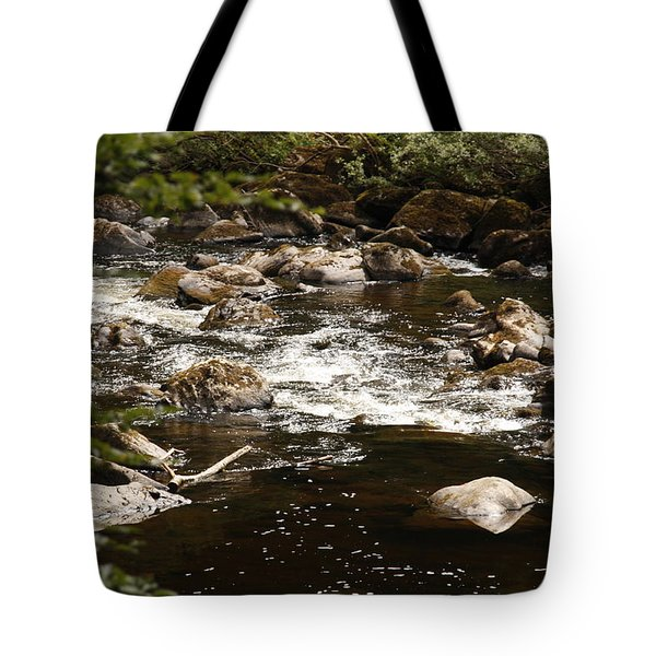 Little Stream At The Hermitage Tote Bag by Martina Fagan