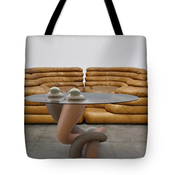 ' Lonely No More ' Tote Bag