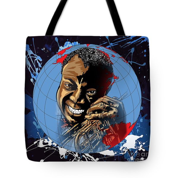 Louis. Tote Bag