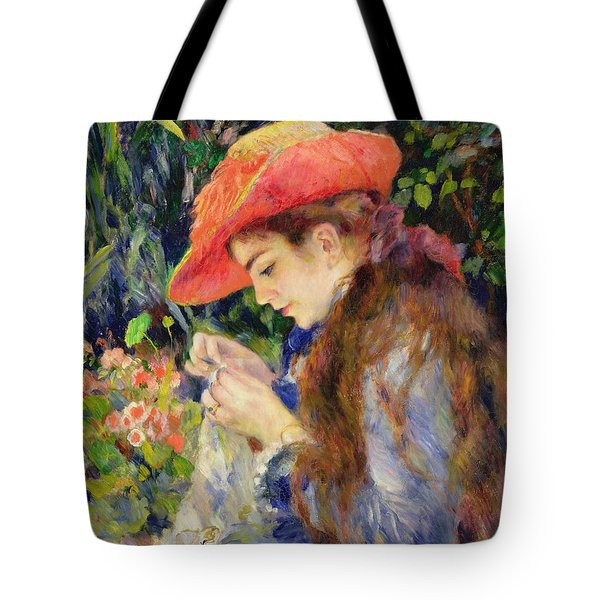 Marie Therese Durand Ruel Sewing Tote Bag