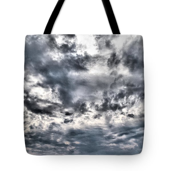 Tote Bag featuring the photograph  Mental Seaview by Jouko Lehto