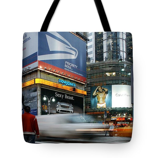 -money Sex And Speed Tote Bag